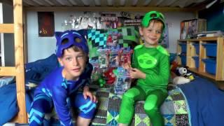 Download PJ Masks | Creations - Toy Hunt Surprise | PJ Masks Official #6 Video