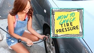 Download HOW TO CHECK TIRE PRESSURE Video