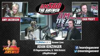 Download Chicago's Morning Answer - Adam Kinzinger - November 30, 2016 Video