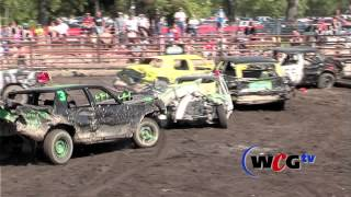Download The most amazing demo derby heat you'll ever see Video