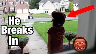 Download MY STALKER CLOWN BREAKS IN MY HOUSE! Video