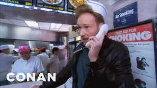 Download Conan Delivers Chinese Food in NYC Video