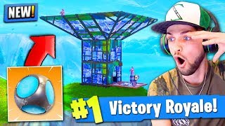 Download *NEW* PORT-A-FORT GAMEPLAY in Fortnite: Battle Royale! (+ LLAMA) Video