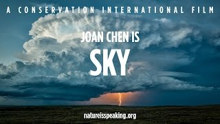 Download Nature Is Speaking: Joan Chen is Sky | Conservation International (CI) Video
