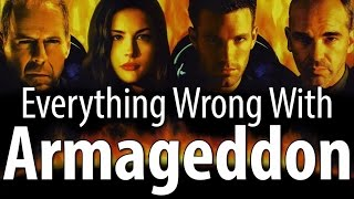Download Everything Wrong With Armageddon In 14 Minutes Or Less Video