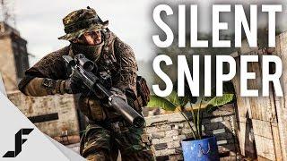 Download SILENT SNIPER - Battlefield 4 Multiplayer Gameplay Video