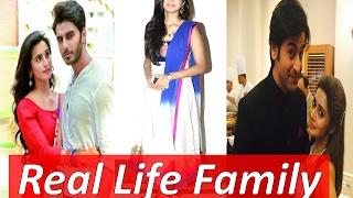 Download Real Life Family of Jaana Na Dil Se Door Actors Video