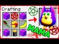 Download Minecraft - How to Summon TATTLETAIL in Crafting Table! Video