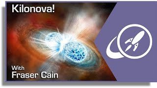 Download Kilonova! Gravitational Waves AND Radiation Detected From a Neutron Star Collision Video