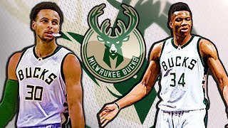 Download What if Steph Curry was Traded to the Bucks in 2012? Video