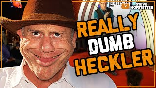 Download Stupid Heckler is Stupid Video