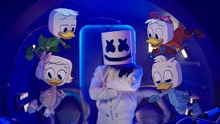 Download Marshmello x DuckTales - FLY (Music Video) Video