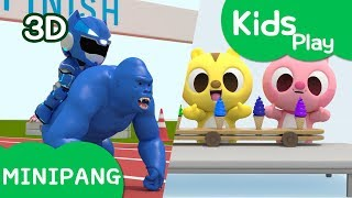 Download Play video for kids with Miniforce | Rescue Animal Play etc | Best play | Mini-Pang TV 3D Play Video