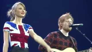 Download Lego House - Taylor Swift and Ed Sheeran - Red Tour - Multi-Cam - February 1, 2014 Video