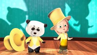 Download Masha and The Bear - Dance Fever 💃🕺 (Episode 46) Video