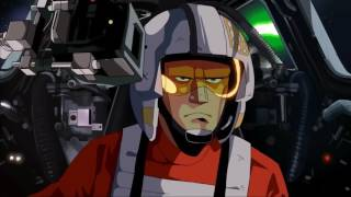 Download TIE Fighter Remastered - Star Wars Anime Short Film Video