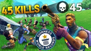 Download 45 KILLS WORLD RECORD IN 10s..!!!  Fortnite Funny and Best Moments Ep.98 (Fortnite Battle Royale) Video