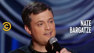 """Download Impressed by the """"Before"""" Guy in Weight Loss Ads - Nate Bargatze Video"""