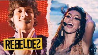 Download Rebeldes (Chay Suede & Mel Fronckowiak) - Quando Estou do Seu Lado (Ao vivo) Video