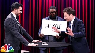 Download Magician Dan White Freaks Out Jimmy and Questlove with a Time Traveling Card Trick Video