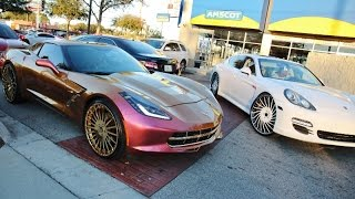 Download WhipAddict: Orlando Classic 2016: Custom Cars, Kandy Paint, Big Rims Video