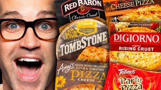 Download Blind Frozen Pizza Taste Test Video
