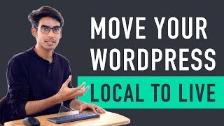 Download How to Move Wordpress from Local Server to Live Website Video