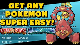 Download How to Get Any Pokemon With QR Codes! - Omega Ruby And Alpha Sapphire Video