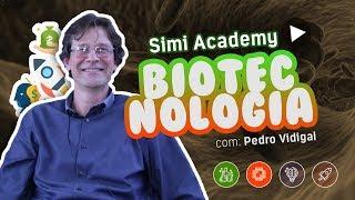 Download BIOTECNOLOGIA com PEDRO VIDIGAL, CEO do BiotechTown #SimiAcademy | #2 Video