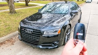 Download What It's Like To Drive The '17 Audi S8 Plus! Video