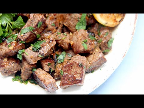 Ultimate Beef Tips on the Blackstone