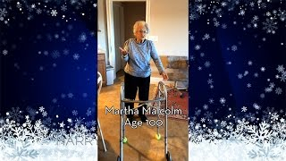 Download Back It Up with 100 Year Old Fan Video