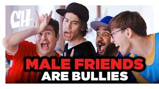 Download Male Friendships are Just Bullying Video