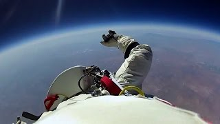 Download Jumping From Space! - Red Bull Space Dive - BBC Video