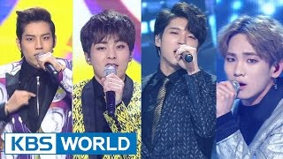 Download Toheart & XIUMIN & DongWoo - Tell Me Why / Delicious [Music Bank K-Chart / 2014.12.19] Video
