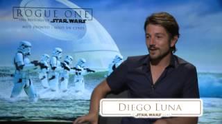 Download Rogue One: entrevista con Diego Luna Video