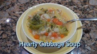 Download Italian Grandma Makes Hearty Cabbage Soup Video