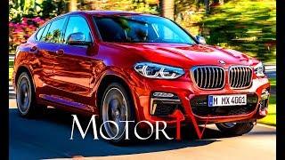 Download SUV : ALL NEW 2019 BMW X4 M40d l EXTERIOR l INTERIOR l DRIVING SCENES Video