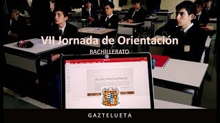 Download VII Jornada Orientación Profesional - Colegio Gaztelueta Video