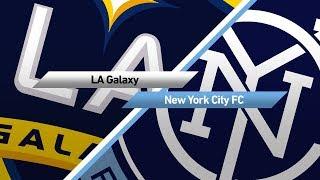 Download Highlights: LA Galaxy vs. New York City FC | August 12, 2017 Video