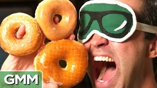 Download Blind Donut Taste Test Video