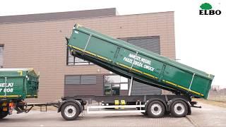 Download Scania G450 4x2 - zestaw z aluminiową przyczepą ELBO Video
