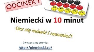 Download Podstawy niemieckiego Nauka niemieckiego dla początkujących Odcinek 1 Video