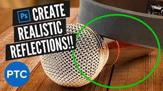 Download Photoshop Tutorial: How To Create REALISTIC Reflections Video