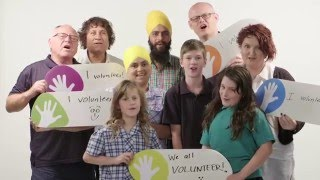 Download What does volunteer mean to you? Video