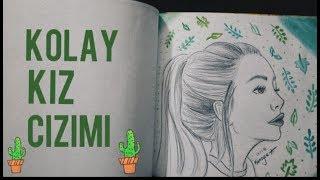 Download 5 DAKİKADA BASİT KIZ ÇİZİMİ -SIMPLE GIRL DRAWING Video