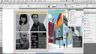 Download Adobe InDesign CS5 - My Top 5 Favorite Features Video