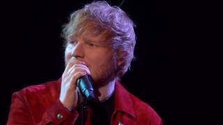 Download Ed Sheeran - Supermarket Flowers [Live from the BRITs 2018] Video