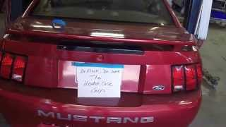 Download Mustang Vibration, Mustang Vibration Cure Video
