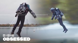 Download How Gravity Built the World's Fastest Jet Suit | WIRED Video